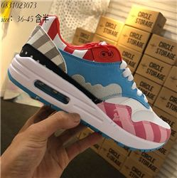 Women Nike Air Max 1 Sneakers AAA 306