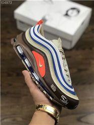 Men Nike Air Max 97 Running Shoes AAAA 354
