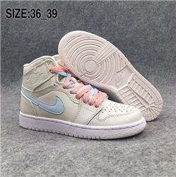 Women Sneaker Air Jordan 1 Retro AAA 338