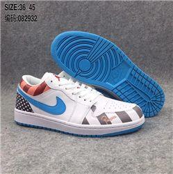 Women Sneaker Air Jordan 1 Retro AAA 342