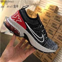 Men Nike Air Max Flyknit Running Shoes AAA 321