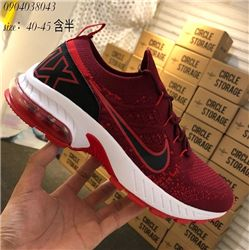 Men Nike Air Max Flyknit Running Shoes AAA 322