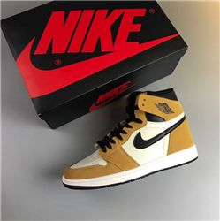 Men Air Jordan 1 Retro Basketball Shoe AAAA 529