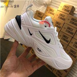 Women Nike Blazer Mid x Off White Sneakers AAA 254