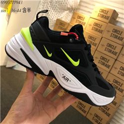 Men Nike Blazer Mid x Off White Running Shoes AAA 317