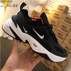 Men Nike Blazer Mid x Off White Running Shoes AAA 318