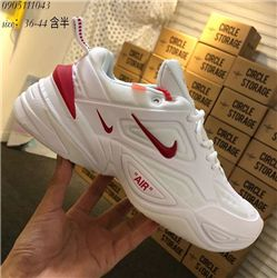 Men Nike Blazer Mid x Off White Running Shoes AAA 320