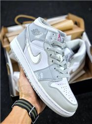 Women Sneaker Air Jordan 1 Retro AAAA 345