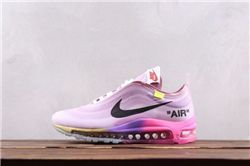Women Nike Air Max 97 Sneakers AAAA 305