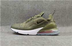 Men Nike Air Max 270 Running Shoe 212