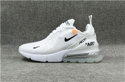 Women Nike Air Max 270 Sneakers 254