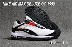 Men Air Max Deluxe OG 1999 Running Shoes KPU 430
