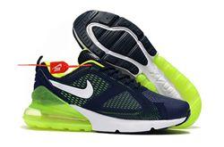 Men Nike 180 Air Max 270 Running Shoes KPU 450