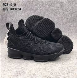 Men Nike LeBron 15 Basketball Shoes 726
