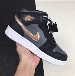 Women Sneaker Air Jordan 1 Retro AAAA 349
