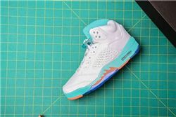 Women Sneaker Air Jordan V Retro AAA 254
