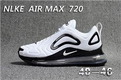 Men Nike Air Max 720 Running Shoes KPU 464