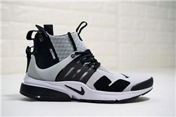 Men ACRONYM x NikeLab Air Presto Mid Running Shoes 333