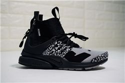 Men ACRONYM x NikeLab Air Presto Mid Running Shoes AAA 338