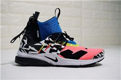Men ACRONYM x NikeLab Air Presto Mid Running Shoes AAA 339