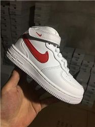 Kids Nike Air Force 1 Sneakers 291