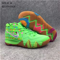Men Nike Kyrie 4 Basketball Shoes 433