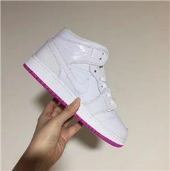 Women Sneaker Air Jordan 1 Retro AAAA 357