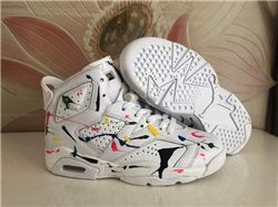 Women Air Jordan VI Retro Sneakers AAA 280