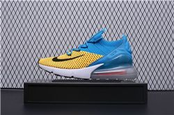 Men Nike Air Max 270 Weave Running Shoe AAAA 332
