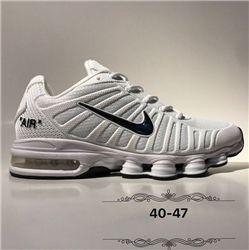 Men Nike Air Max Shox 2019 Running Shoes KPU 487