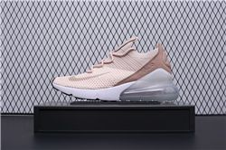 Women Nike Air Max 270 Weave Sneaker AAAA 264