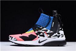 Women ACRONYM x NikeLab Air Presto Mid Sneakers AAAA 266