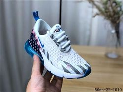 Kids Nike Air Max 270 Running Shoe 297