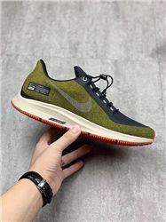 Men Nike Air Zoom Pegasus 35 Shield Running Shoes AAAA 346