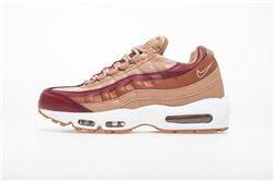 Women Nike Air Max 95 Sneakers AAAAA 266