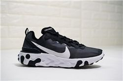 Women UNDERCOVER x Nike Upcoming React Element 87 Sneakers AAA 272