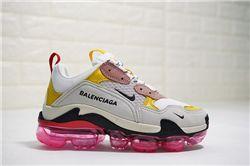 Women Triple S x Nike VaporMax Sneakers AAAAA 238