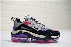 Women Triple S x Nike VaporMax Sneakers AAAAA 239