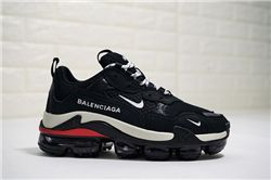 Men Triple S x Nike VaporMax Running Shoes AAAAA 333