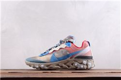 Women UNDERCOVER x Nike Upcoming React Element 87 Sneakers AAAA 274