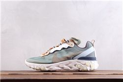 Women UNDERCOVER x Nike Upcoming React Element 87 Sneakers AAAA 276