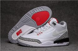 Men Basketball Shoes Air Jordan III Retro AAA 321