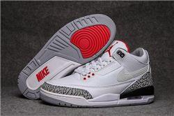 Men Basketball Shoes Air Jordan III Retro AAA...