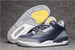 Men Basketball Shoes Air Jordan III Retro AAA 326