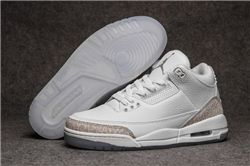Men Basketball Shoes Air Jordan III Retro AAA 328