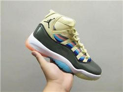 Men Basketball Shoes Air Jordan XI Retro 445