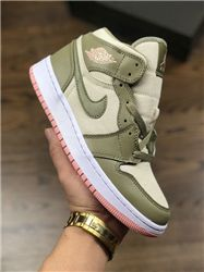 Women Sneaker Air Jordan 1 Retro AAAA 372