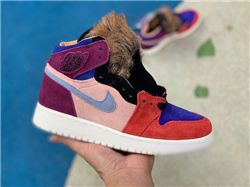 Women Sneaker Air Jordan 1 Retro AAAAA 373