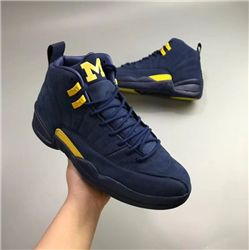 Men Basketball Shoes Air Jordan XII Retro AAA...