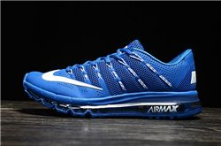 Men Nike Air Max 2016 Running Shoes KPU 499